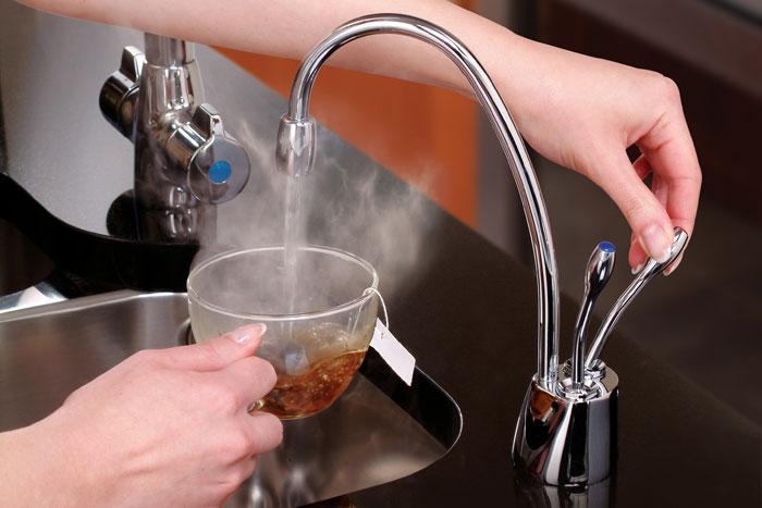 Как сделать холодную кипяченую воду